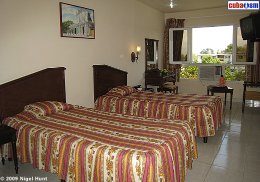 Double Room in Hotel Guantanamo
